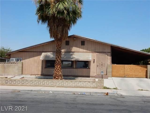 5482 Mabel Road, Las Vegas, NV 89110 (MLS #2309341) :: The Melvin Team