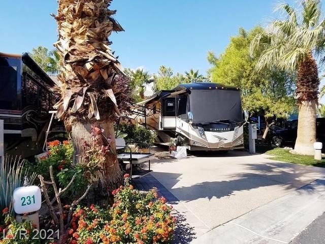 8175 Arville Street #231, Las Vegas, NV 89139 (MLS #2309627) :: Lindstrom Radcliffe Group