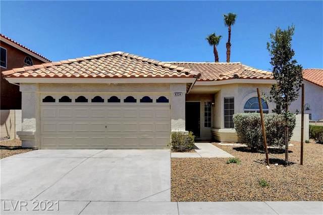 8224 Brittany Harbor Drive, Las Vegas, NV 89128 (MLS #2309748) :: Custom Fit Real Estate Group