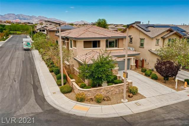 10582 Harvest Green Way, Las Vegas, NV 89135 (MLS #2309785) :: Custom Fit Real Estate Group