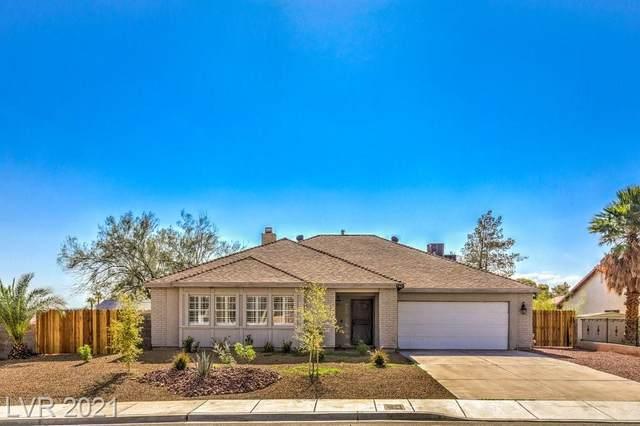 741 Beesley Drive, Las Vegas, NV 89110 (MLS #2309818) :: DT Real Estate