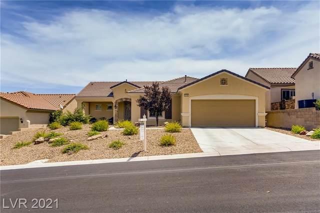 2134 Sandstone Cliffs Drive, Henderson, NV 89044 (MLS #2309837) :: DT Real Estate