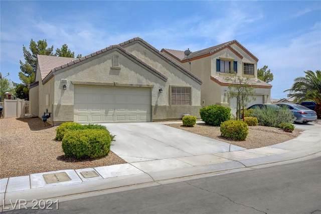 6506 Bismark Hills Street, North Las Vegas, NV 89084 (MLS #2311196) :: Custom Fit Real Estate Group