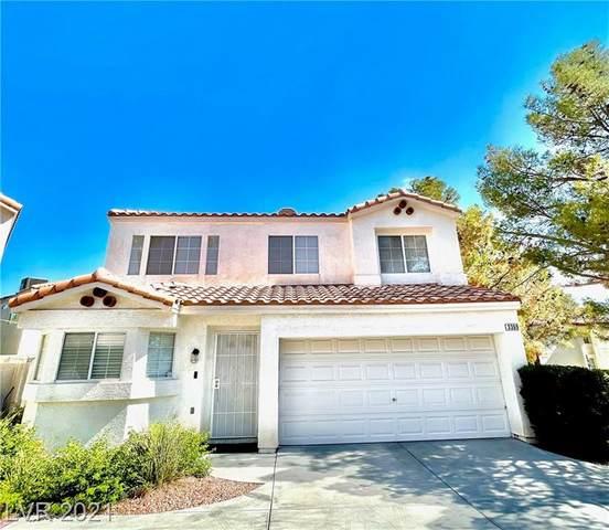 3369 Cheltenham Street, Las Vegas, NV 89129 (MLS #2311205) :: DT Real Estate