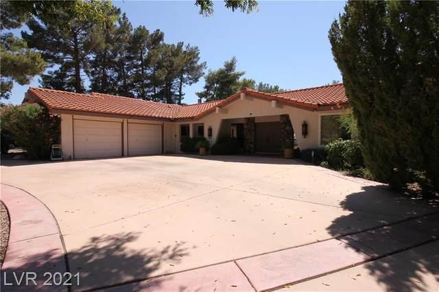 7253 Mira Vista Street, Las Vegas, NV 89120 (MLS #2311618) :: The Chris Binney Group | eXp Realty