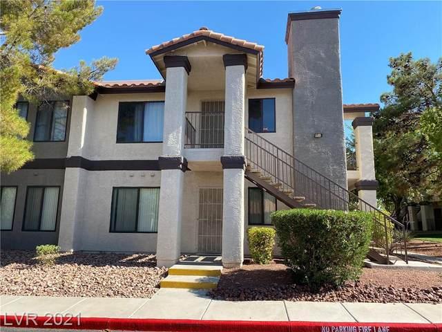 1575 W Warm Springs Road #2211, Henderson, NV 89014 (MLS #2311716) :: DT Real Estate