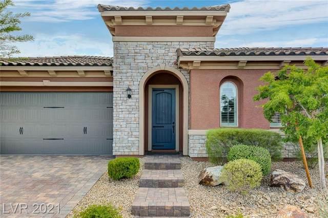 8119 Canyon Grassland Street, Las Vegas, NV 89166 (MLS #2311740) :: Galindo Group Real Estate
