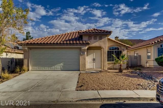 8467 Green Mesa Court, Las Vegas, NV 89147 (MLS #2311742) :: Custom Fit Real Estate Group