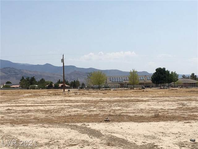 3271 Peggy Avenue, Pahrump, NV 89048 (MLS #2311750) :: Coldwell Banker Premier Realty