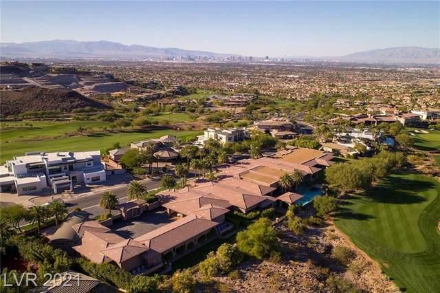 1198 Macdonald Ranch Drive, Henderson, NV 89012 (MLS #2311765) :: Keller Williams Realty