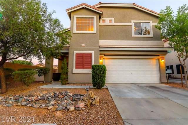 9147 Smugglers Beach Court, Las Vegas, NV 89178 (MLS #2312014) :: Custom Fit Real Estate Group