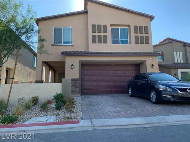 7313 Dazzle Point Street, North Las Vegas, NV 89084 (MLS #2312017) :: Lindstrom Radcliffe Group