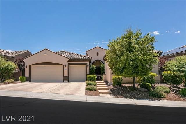 2421 Luberon Drive, Henderson, NV 89044 (MLS #2312073) :: Custom Fit Real Estate Group