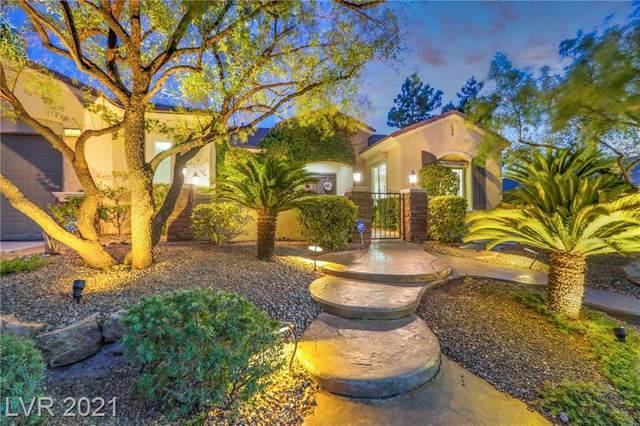 2815 Olivia Heights Avenue, Henderson, NV 89052 (MLS #2312145) :: Custom Fit Real Estate Group