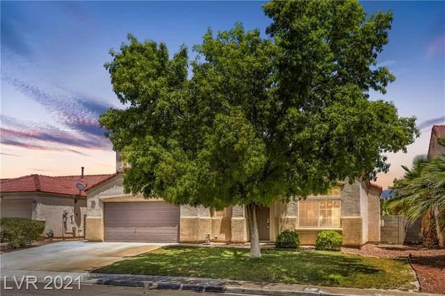 6102 Magic Mesa Street, North Las Vegas, NV 89031 (MLS #2312449) :: DT Real Estate