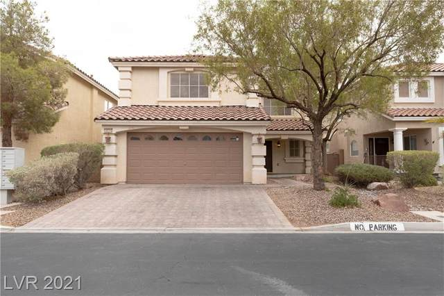 10880 Carberry Hill Street, Las Vegas, NV 89141 (MLS #2312875) :: Lindstrom Radcliffe Group