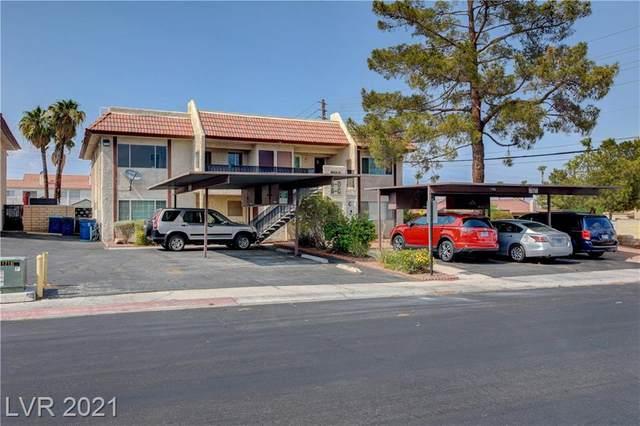 1784 Jupiter Court B, Las Vegas, NV 89119 (MLS #2312932) :: The Shear Team