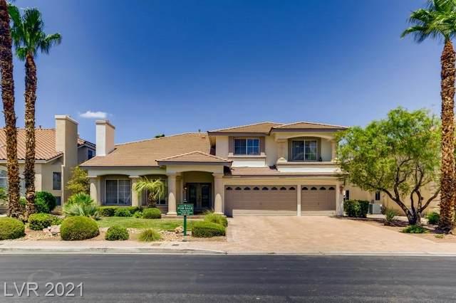 3912 Royal Scots Avenue, Las Vegas, NV 89141 (MLS #2312991) :: Keller Williams Realty