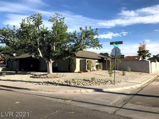 5188 Palmyra Avenue, Las Vegas, NV 89146 (MLS #2313063) :: Custom Fit Real Estate Group