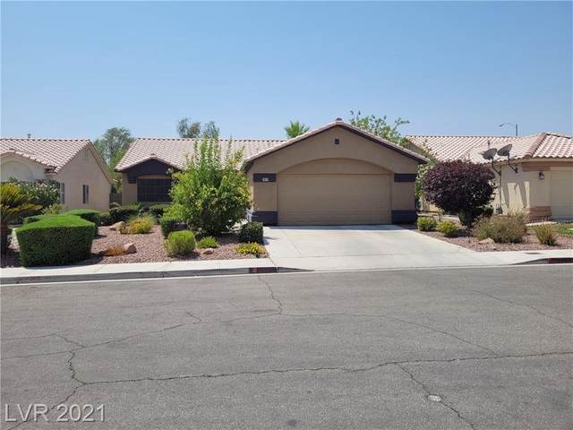 3829 Vidalia Avenue, North Las Vegas, NV 89031 (MLS #2313233) :: Lindstrom Radcliffe Group