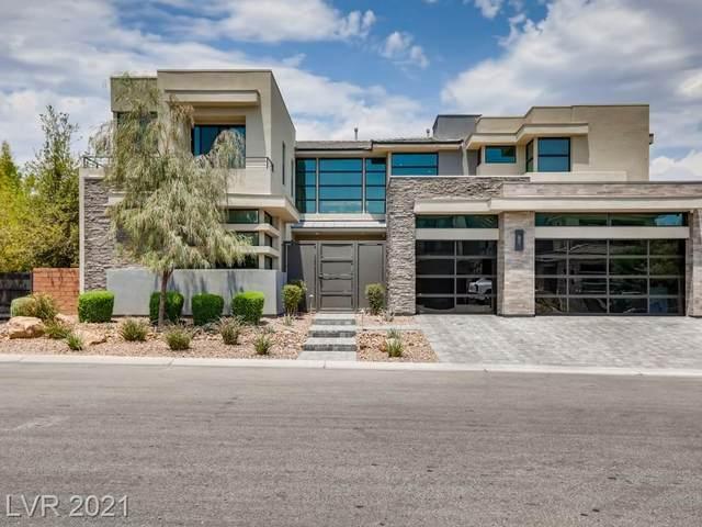 4181 Bronze Ridge Street, Las Vegas, NV 89135 (MLS #2313494) :: Lindstrom Radcliffe Group