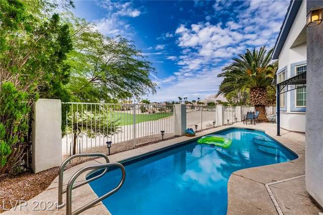 7833 Astral Avenue, Las Vegas, NV 89149 (MLS #2313518) :: Signature Real Estate Group