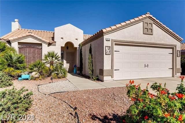 420 Aloha Drive, Henderson, NV 89015 (MLS #2313544) :: Custom Fit Real Estate Group