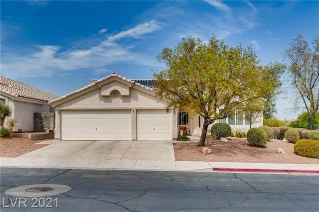 503 Duran Street, Henderson, NV 89015 (MLS #2313700) :: Signature Real Estate Group