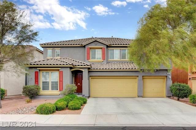 1073 Pleasing Plateau Street, Henderson, NV 89002 (MLS #2313818) :: Signature Real Estate Group