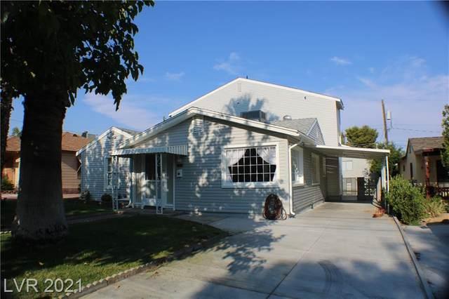 655 Avenue I, Boulder City, NV 89005 (MLS #2313871) :: Signature Real Estate Group