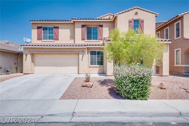 3930 Kristina Lynn Avenue, North Las Vegas, NV 89081 (MLS #2314007) :: Custom Fit Real Estate Group