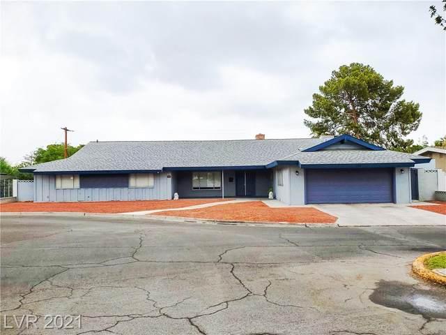 1108 Ironwood Drive, Las Vegas, NV 89108 (MLS #2314107) :: The Melvin Team