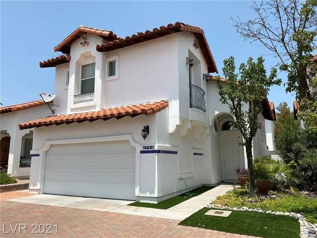 8792 Villa Camille Avenue, Las Vegas, NV 89147 (MLS #2314127) :: Lindstrom Radcliffe Group
