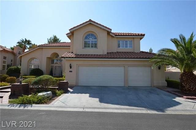 2809 Sterling Cove Drive, Las Vegas, NV 89128 (MLS #2314145) :: Galindo Group Real Estate