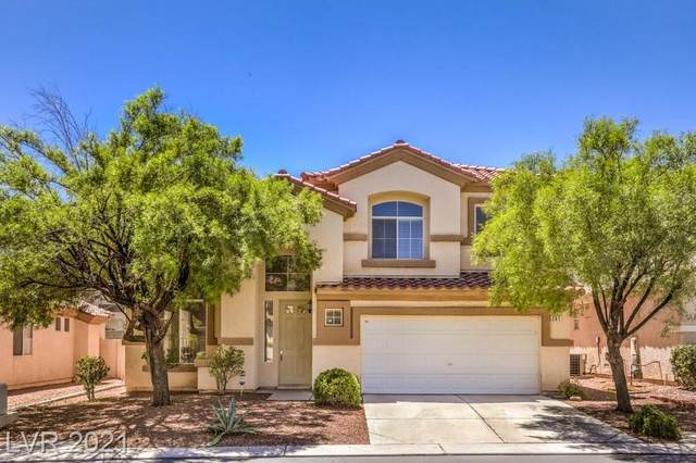 251 Waterton Lakes Avenue, Las Vegas, NV 89148 (MLS #2314365) :: Keller Williams Realty