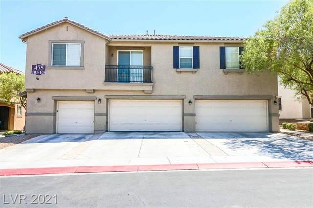 475 Dorchester Bend Avenue #2, North Las Vegas, NV 89032 (MLS #2314393) :: The Chris Binney Group | eXp Realty