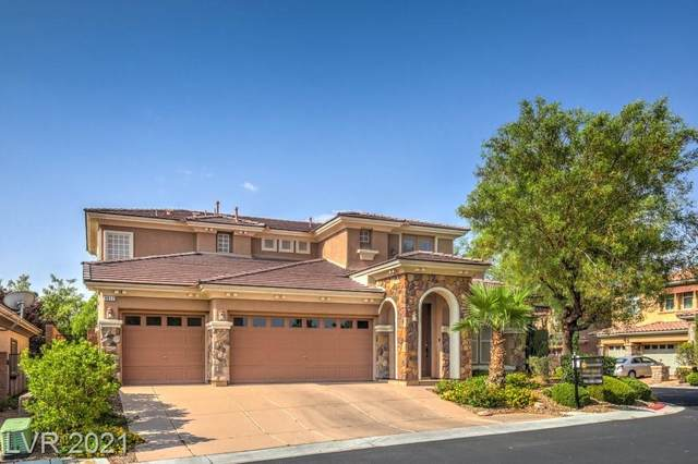 8817 Mount Mira Loma Avenue, Las Vegas, NV 89178 (MLS #2314418) :: Custom Fit Real Estate Group