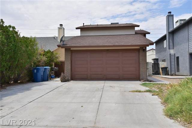 105 Colbath Street, Las Vegas, NV 89110 (MLS #2314498) :: Lindstrom Radcliffe Group