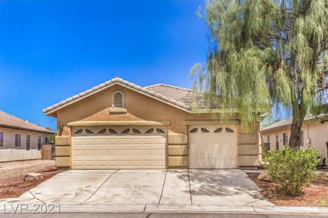 3862 Winter Whitetail Street, Las Vegas, NV 89122 (MLS #2314515) :: Keller Williams Realty