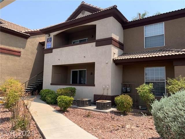 231 W Horizon Ridge Parkway #1013, Henderson, NV 89012 (MLS #2314568) :: DT Real Estate