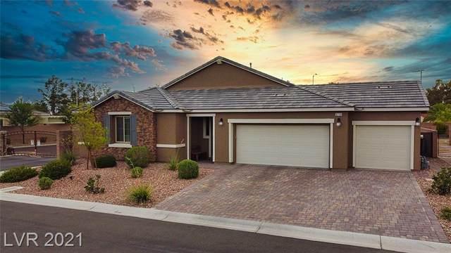 6719 Radiant Red Avenue, Las Vegas, NV 89130 (MLS #2314654) :: The Chris Binney Group | eXp Realty
