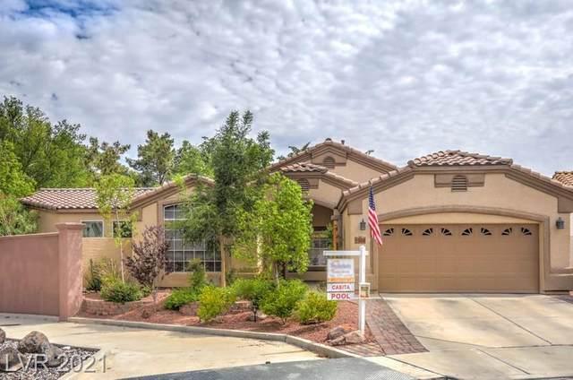 300 Lingering Lane, Henderson, NV 89012 (MLS #2314878) :: Galindo Group Real Estate