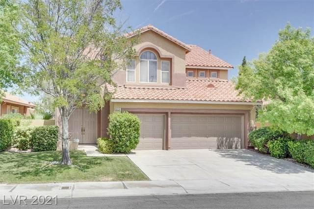 616 Lexington Cross Drive, Las Vegas, NV 89144 (MLS #2314924) :: Lindstrom Radcliffe Group