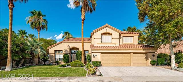 134 Wentworth Drive, Henderson, NV 89074 (MLS #2315079) :: Custom Fit Real Estate Group