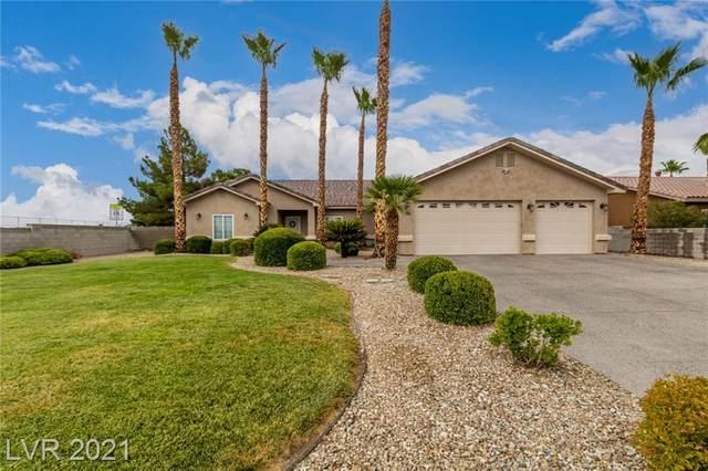 6390 Ackerman Avenue, Las Vegas, NV 89131 (MLS #2315232) :: Hebert Group | Realty One Group