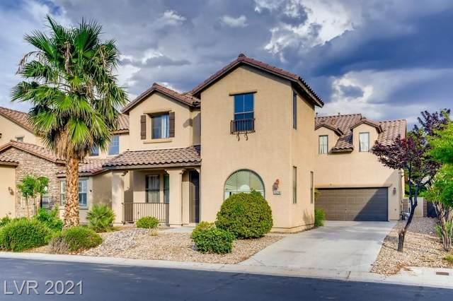 11218 Fiesole Street, Las Vegas, NV 89141 (MLS #2315300) :: Keller Williams Realty