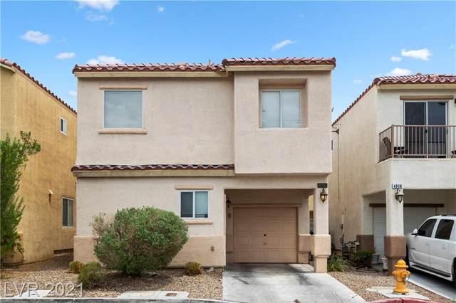 4022 Emerald Wood Street, Las Vegas, NV 89115 (MLS #2315381) :: Lindstrom Radcliffe Group