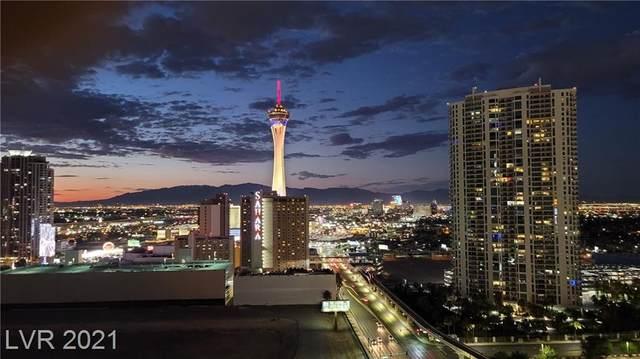 2777 Paradise Road #2202, Las Vegas, NV 89109 (MLS #2315394) :: The Perna Group