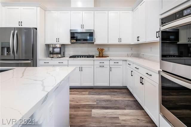 343 American Dipper Street, Las Vegas, NV 89138 (MLS #2315484) :: DT Real Estate