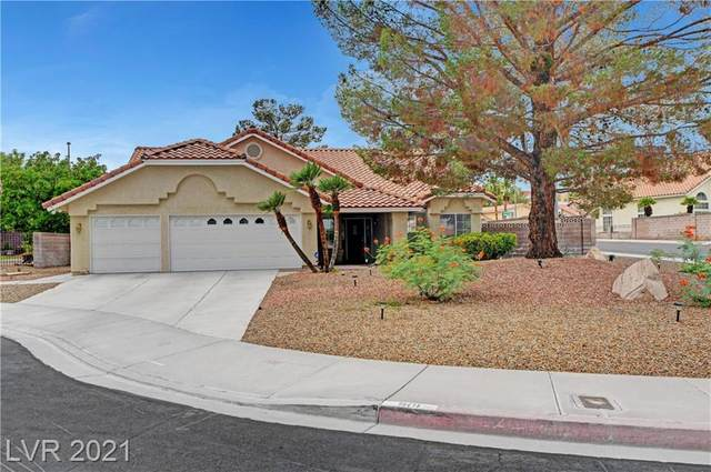 901 Vantage Lane, Las Vegas, NV 89145 (MLS #2315495) :: Signature Real Estate Group